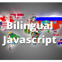 Bilingual Javascript - any two languages for Shopify and/or Squarespace