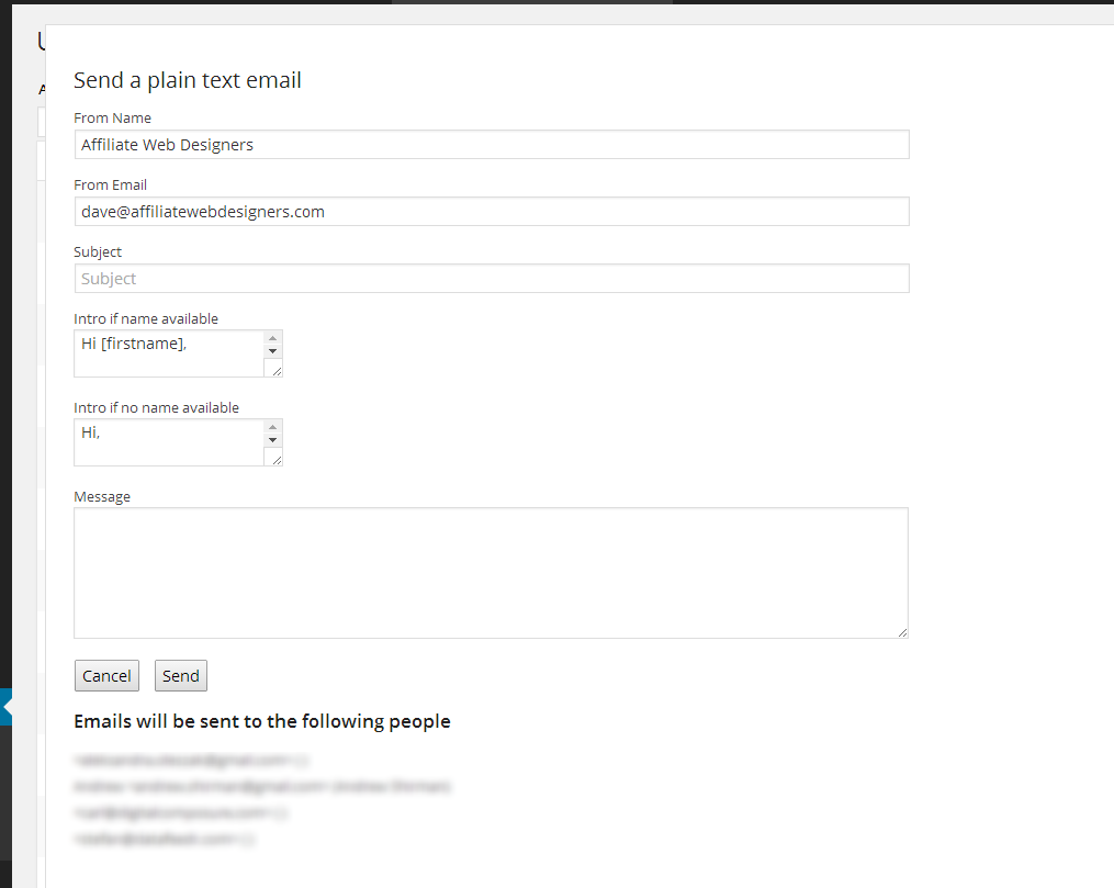 wordpress-plain-text-email-plugin-screenshot